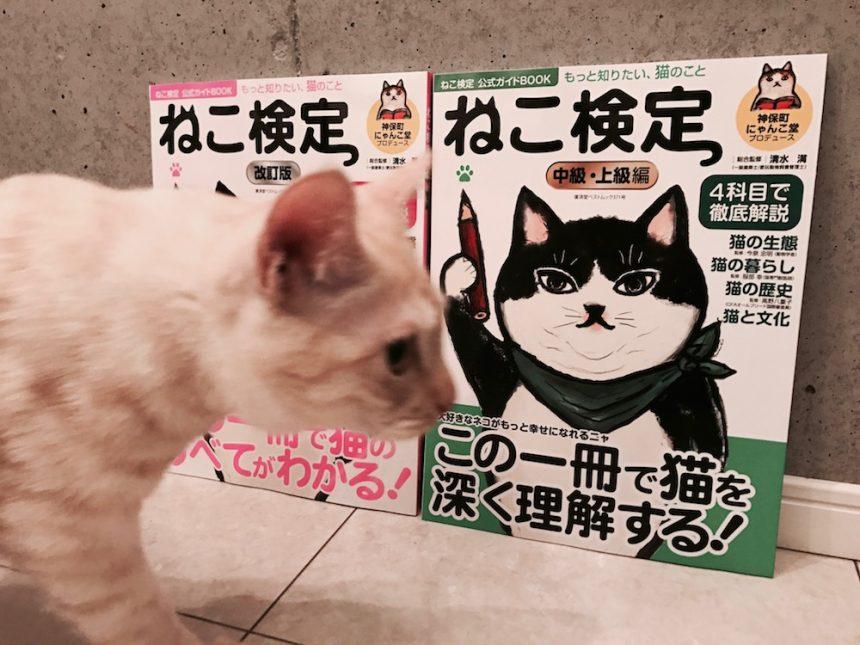11/15発売_ねこ検定公式ガイドブック3