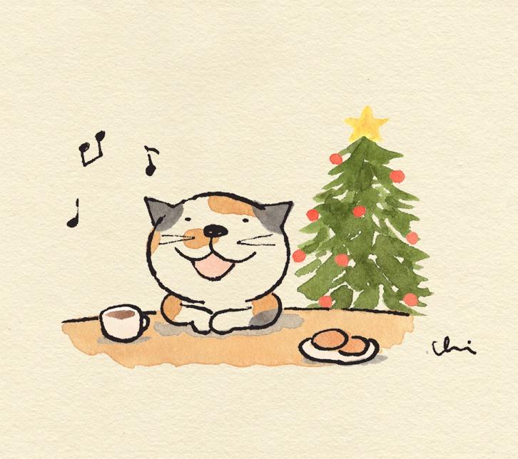 necoya_もうすぐクリスマス♪