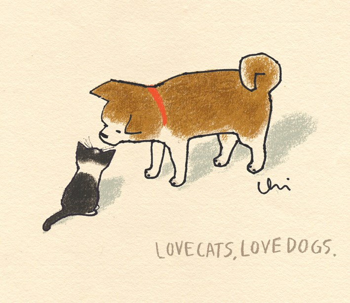 "シリーズ""Love cats,Love dogs"""
