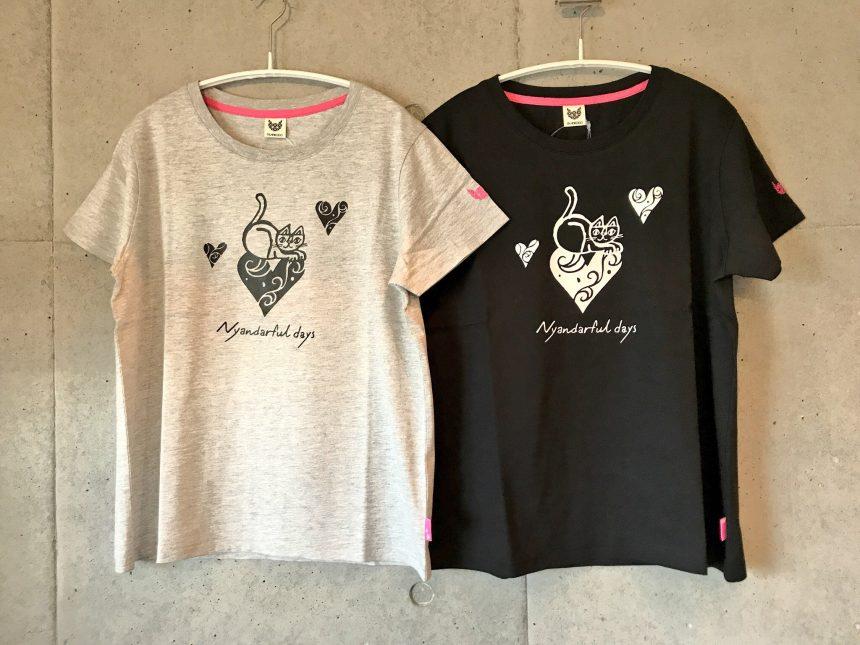 ☆おかべさんデザインの新作Tシャツ情報☆