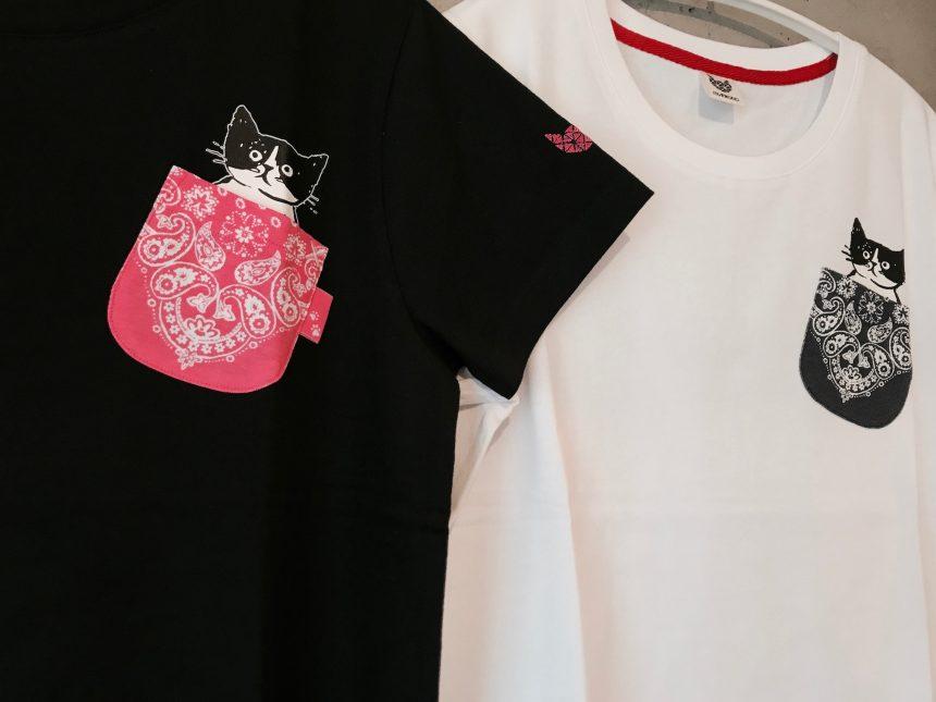 カミムラさんデザインの新作Tシャツ情報