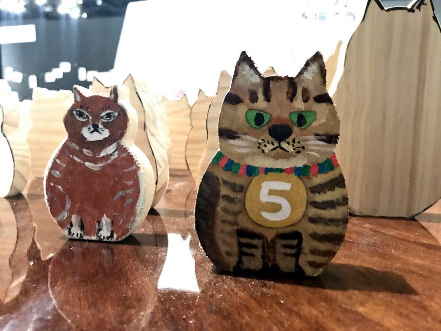 木型猫コレクション