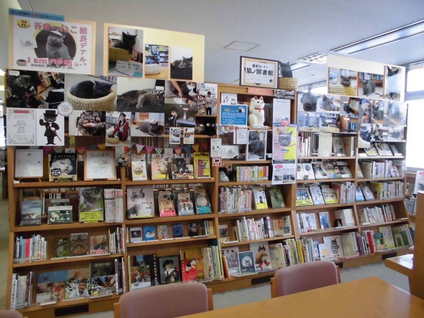 猫ノ図書館