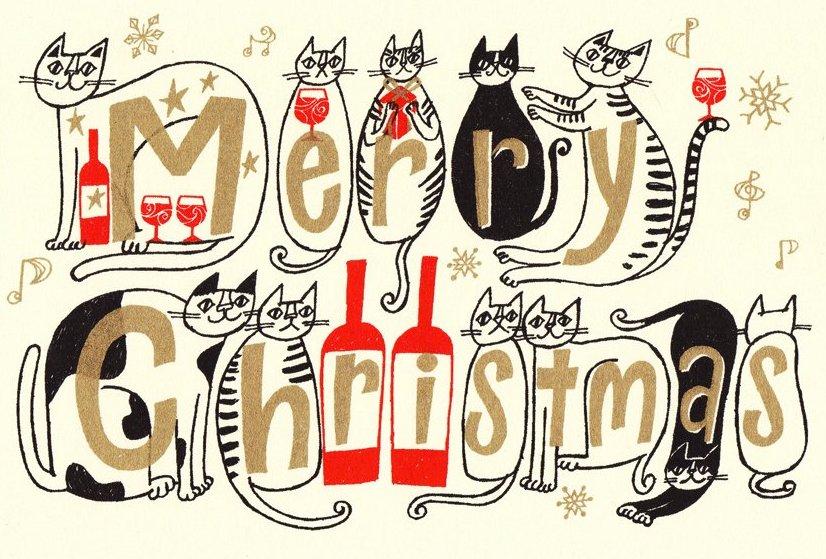 今年もがんばったみんなに、メリークリスマス!